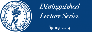 Harding University hosts Stephen M.R. Covey and Benjamin Watson for Spring lecture series