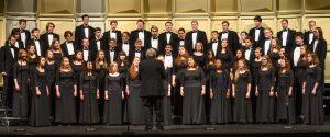 Harding University Chorus presents annual Winter Concert