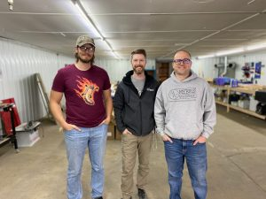 """Locally produced podcast, """"The Build Guild"""" shines a light on makers, artists in Searcy"""