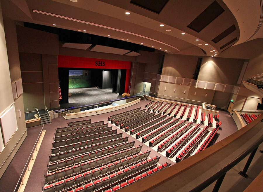 Searcy High School Performing Arts Center