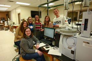 Harding University students selected to represent Arkansas at national Space Grant Consortium event in Washington, D.C.