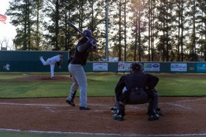 Harding baseball team hoping to engage with community more