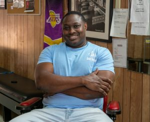 A Cut Above; how J. Myles uses his Searcy barbershop to make a difference in the community