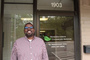 A Vision for Everyone; Michael Jones fills important role in White County counseling community