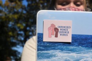 Social work majors 'empower women' with nonprofit project