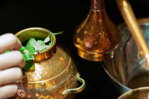 Harding Professor Amy Qualls makes her own Essential Oils