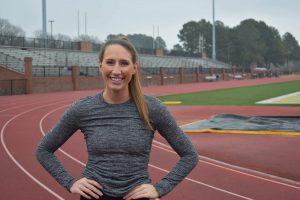 Darcy Sanford: Track Athlete Continues to Break School Records