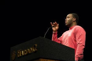 Harding University Remembers and Honors the Life of Botham Jean