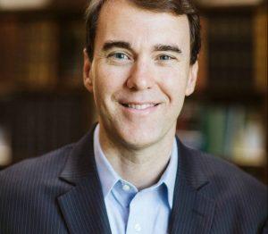 Harding University Hosts Closed Event with Sociologist, Educator Michael Lindsay